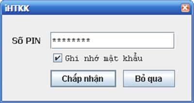 NhapMaPin Hướng dẫn thủ tục kê khai thuế qua mạng (P2)