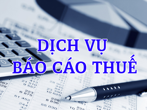 dich vu bao cao thue hang thang1 Dịch vụ báo cáo thuế