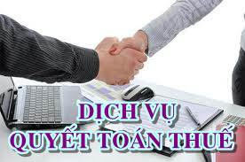 dich vu quyet toan thue Dịch vụ quyết toán thuế