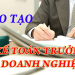 Đào tạo kế toán trưởng doanh nghiệp