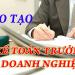 Đào tạo kế toán trưởng doanh nghiệp