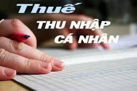 hoan thue tncn Hướng dẫn thủ tục hoàn thuế TNCN