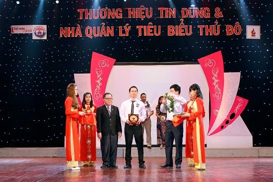 2 Kế toán Hà Nội lọt top 20 thương hiệu tin dùng thủ đô