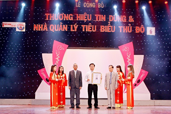 31 Kế toán Hà Nội lọt top 20 thương hiệu tin dùng thủ đô