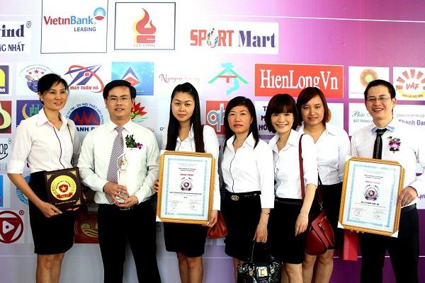 51 Kế toán Hà Nội lọt top 20 thương hiệu tin dùng thủ đô