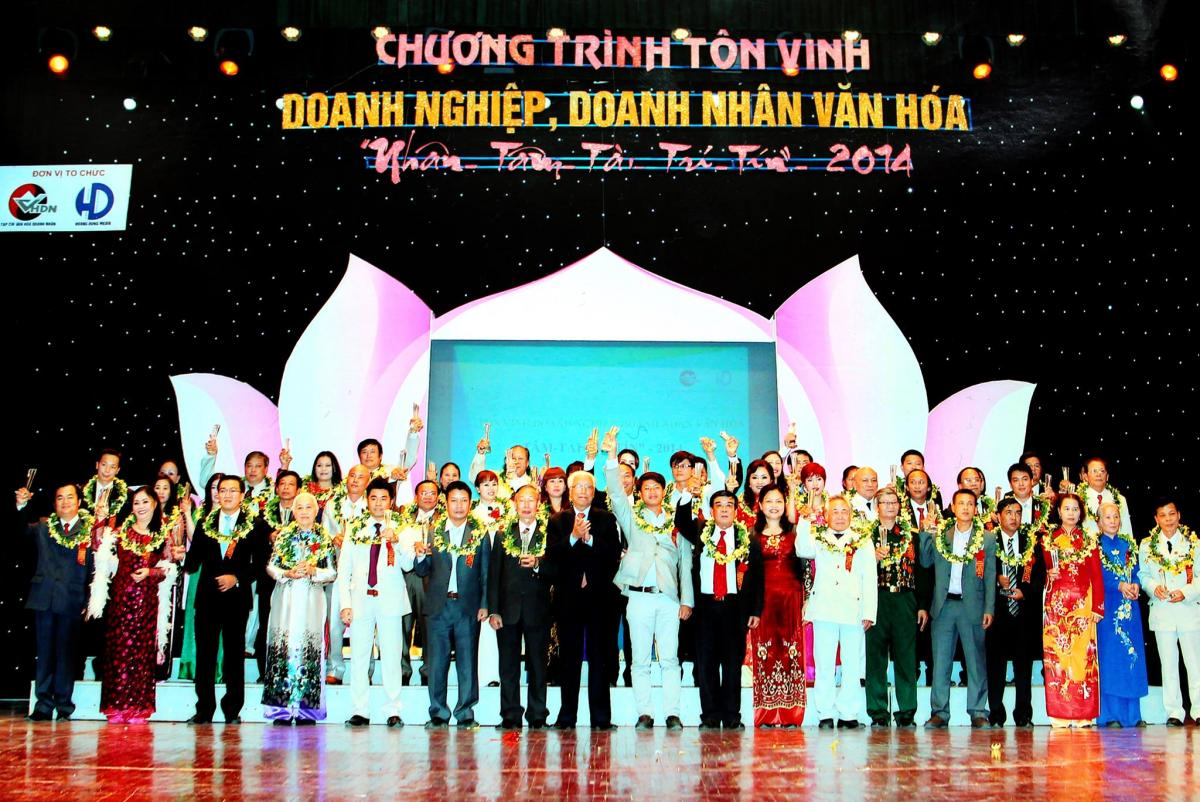 ke toan ha noi2 KTHN nhận danh hiệu Bảng vàng doanh nghiệp văn hóa 2014