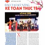 Báo chí nói về kế toán Hà Nội