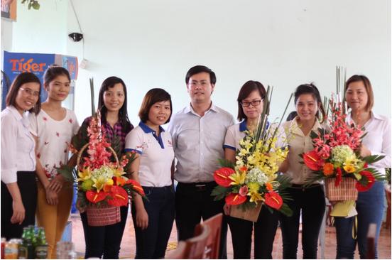1 Kế toán Hà Nội chào mừng ngày phụ nữ Việt Nam 20 10