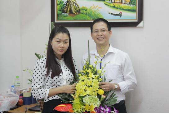 11 Kế toán Hà Nội chào mừng ngày phụ nữ Việt Nam 20 10