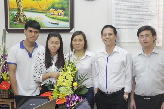 12 Kế toán Hà Nội chào mừng ngày phụ nữ Việt Nam 20 10