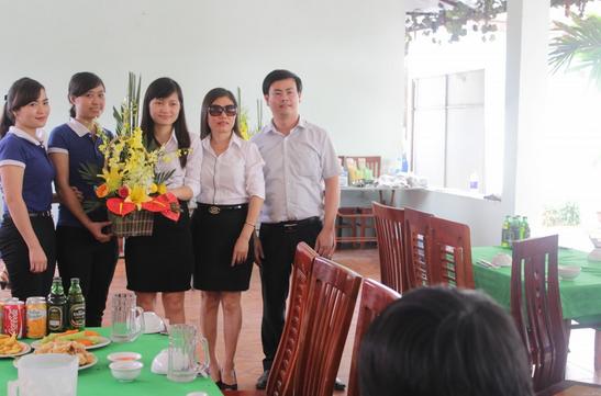 18 Kế toán Hà Nội chào mừng ngày phụ nữ Việt Nam 20 10
