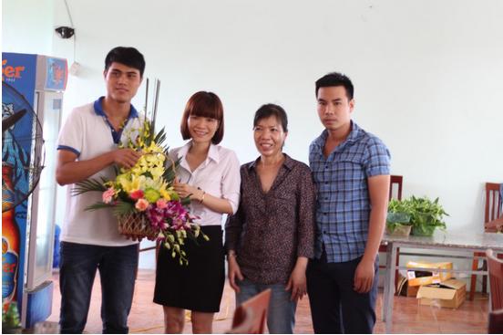 2 Kế toán Hà Nội chào mừng ngày phụ nữ Việt Nam 20 10