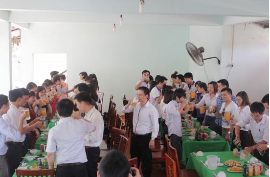 20 Kế toán Hà Nội chào mừng ngày phụ nữ Việt Nam 20 10