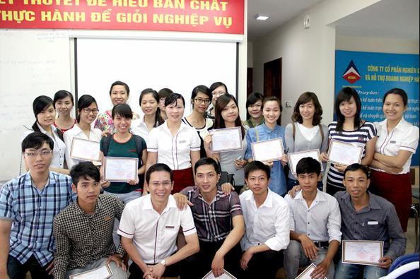 ke toan hn1 Lớp học kế toán tổng hợp thực hành tốt nhất Tiền Giang