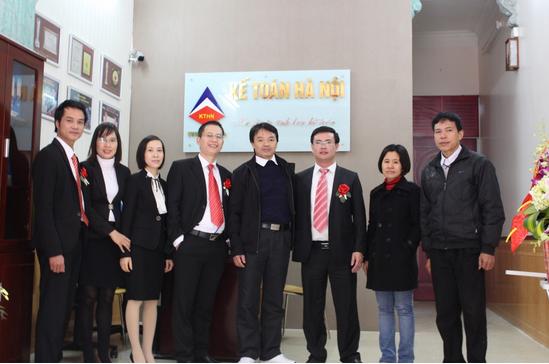 15 Lớp học kế toán tổng hợp thực hành thực tế ở Nam Định