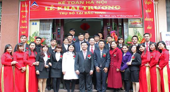 16 Trung tâm kế toán hà nội mở trụ sở tại Bắc Ninh