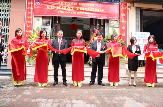 9 Trung tâm kế toán hà nội mở trụ sở tại Bắc Ninh