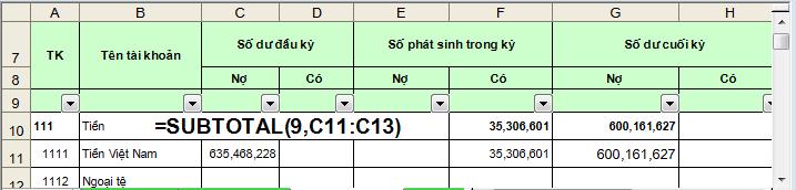 cach lap bang phan bo chi phi tra truoc ngan han dai han  Hướng dẫn cách lập các bảng biểu cuối tháng trên Excel