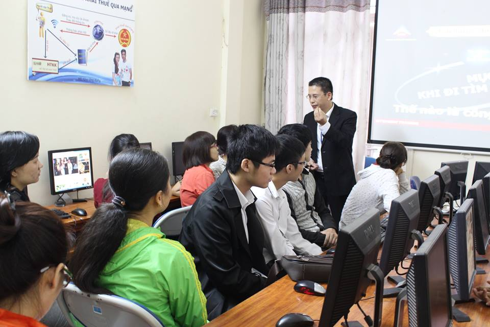 Trung tam dao tao ke toan tai tp vinh Trung tâm học kế toán thực hành tại Vinh   Nghệ An