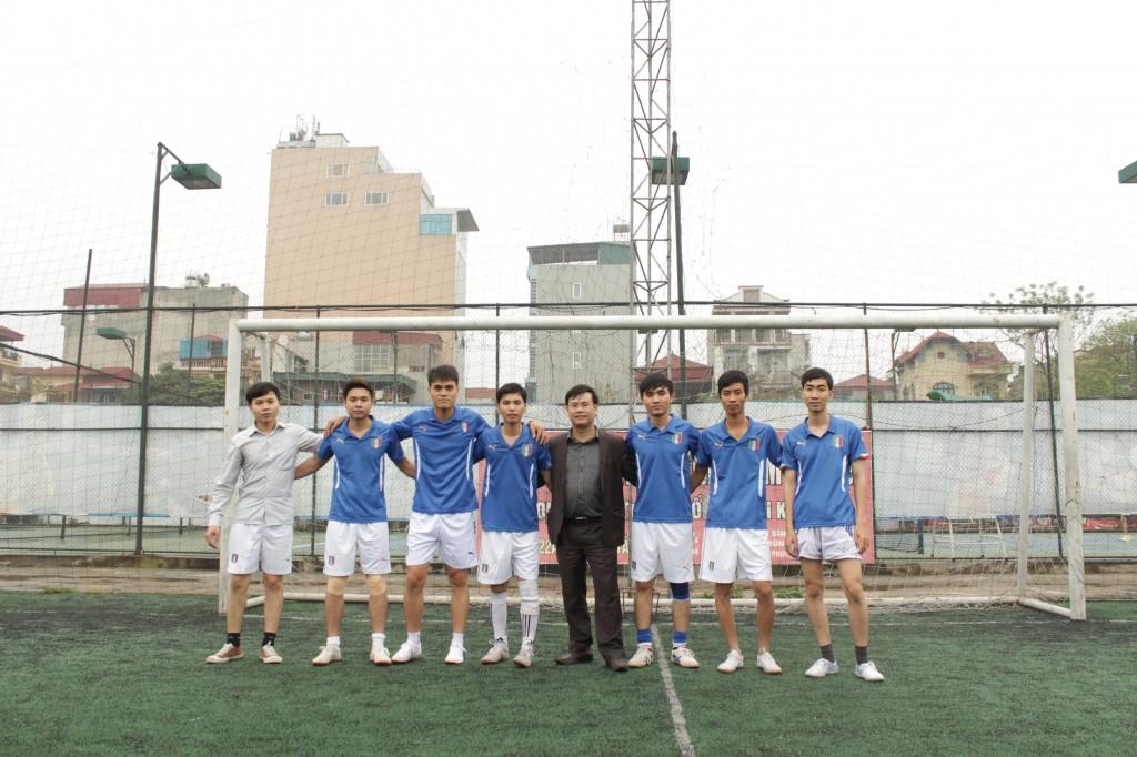 bd5 Kế toán Hà Nội khai mạc ngày hội thể thao chào mừng 30 4 & 1 5