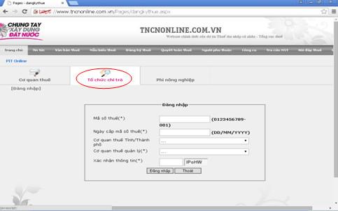 tncn7 Thủ tục đăng ký mã số thuế thu nhập cá nhân năm 2015