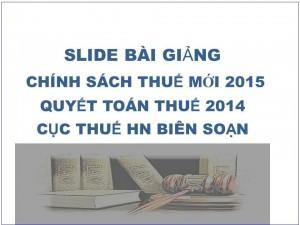 chinh sach thue moi 300x225 Chính sách thuế mới nhất năm 2015, quyết toán thuế 2014