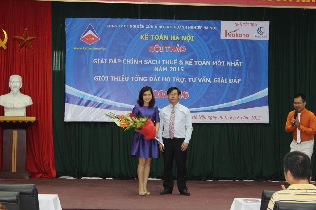hoi thao 2 Kế toán Hà Nội tổ chức hội thảo Giải đáp chính sách thuế và kế toán mới nhất năm 2015