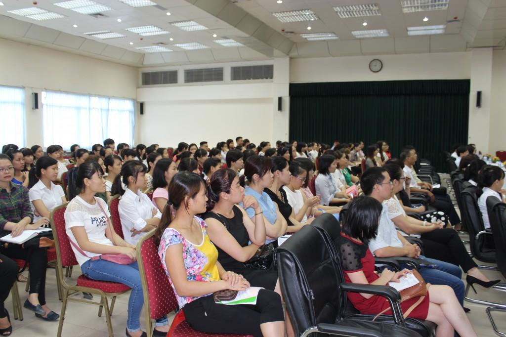 hoi thao 5 Kế toán Hà Nội tổ chức hội thảo Giải đáp chính sách thuế và kế toán mới nhất năm 2015