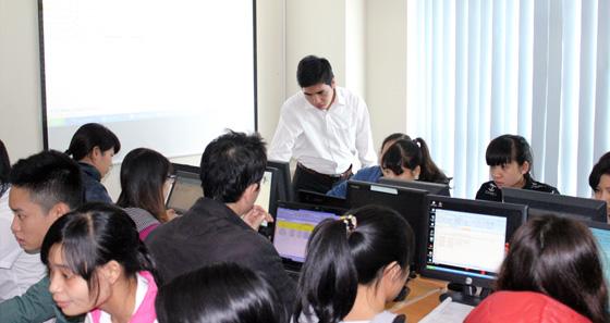 khoa hoc ke toan o da nang Trung tâm đào tạo kế toán tổng hợp thực hành tại Đà Nẵng
