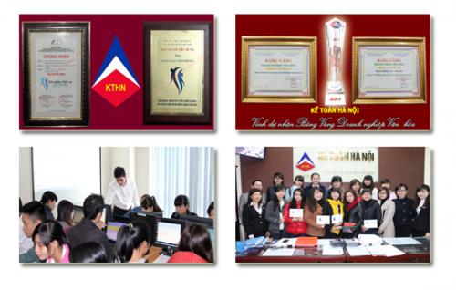 giai thuongkthn e1496290466546 Lớp học chứng chỉ kế toán tại Nam Từ Liêm chất lượng