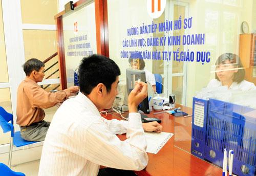 thanh lap doanh nghiep Thủ tục về thuế đối với doanh nghiệp mới thành lập