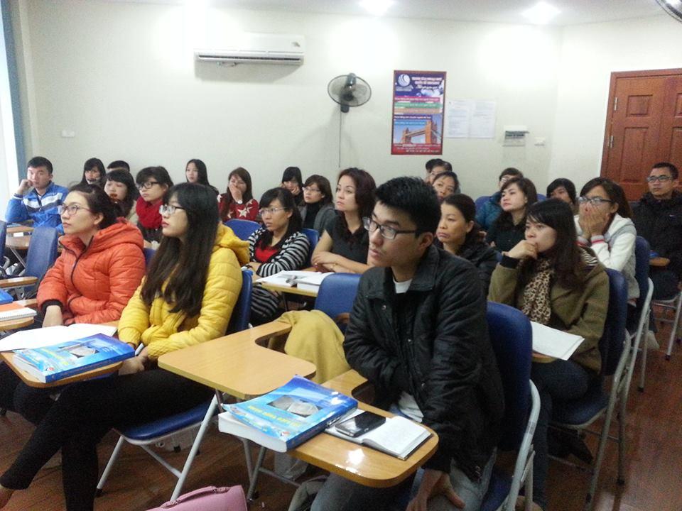 co so vat chat Trung tâm đào tạo kế toán tại Từ Liêm, Hà Nội
