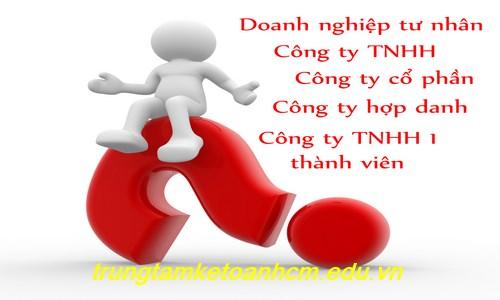 loai hinh thanh lap5 Dịch vụ thành lập công ty TNHH 1 thành viên trọn gói