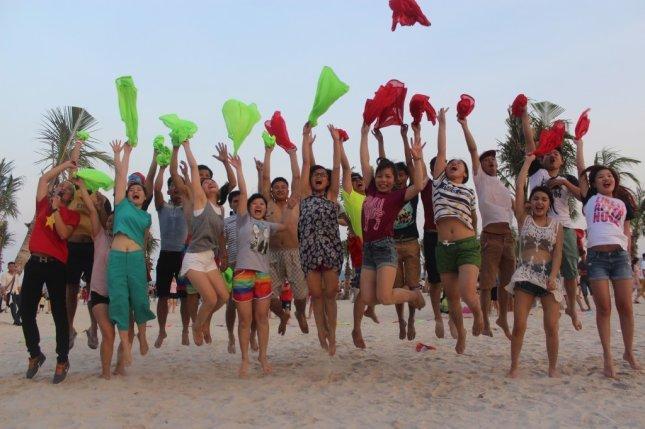6 Kế toán Hà Nội tổ chức du lịch hè 2016