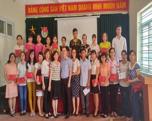 cap chung chi Lớp học kế toán thực hành tại Biên Hòa Đồng Nai