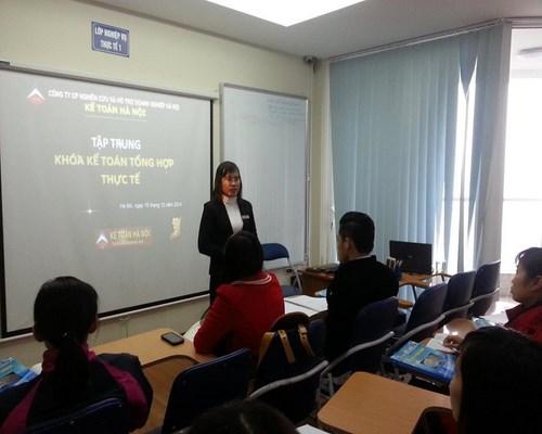 ketoanthucte 2 Lớp học chứng chỉ kế toán tại Việt Hưng Long Biên