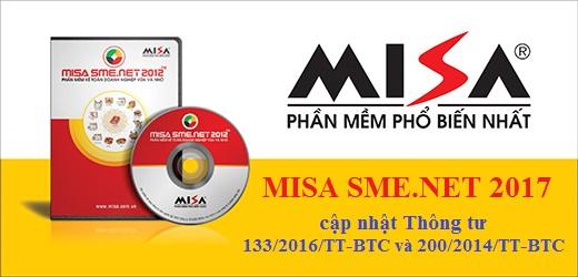 phan mem ke toan misa sme 2017 Bán phần mềm Misa bản quyền giá tốt nhất toàn quốc