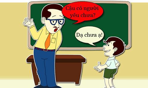 chep phat Mẩu chuyện vui ngày nhà giáo Việt Nam 20 11