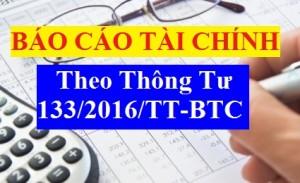 BCTC Theo TT133 300x183 Hướng dẫn lập báo cáo tài chính thông tư 133 mới nhất