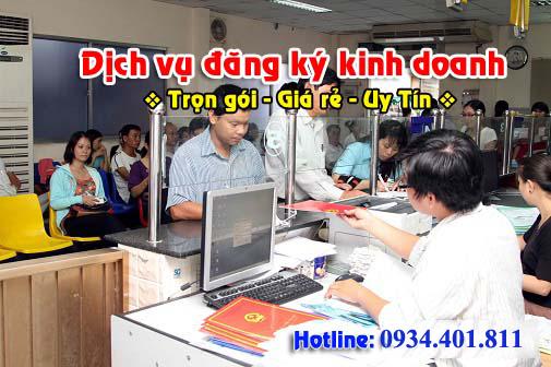 dich vu dang ky kinh doanh Dịch vụ đăng ký giấy phép kinh doanh tại Hà Nội trọn gói