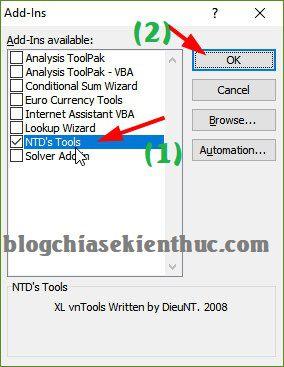 cach chuyen doi so thanh chu trong excel 7 Hướng dẫn cách chuyển số thành chữ trong Excel dễ dàng nhất