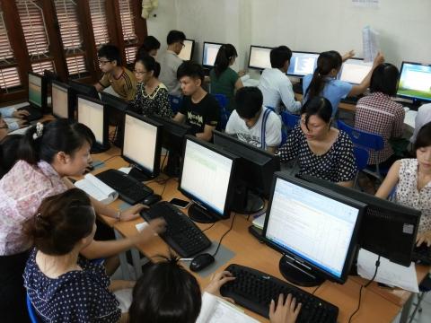 ke toan thuong mai Khóa học kế toán thương mại thực hành thực tế