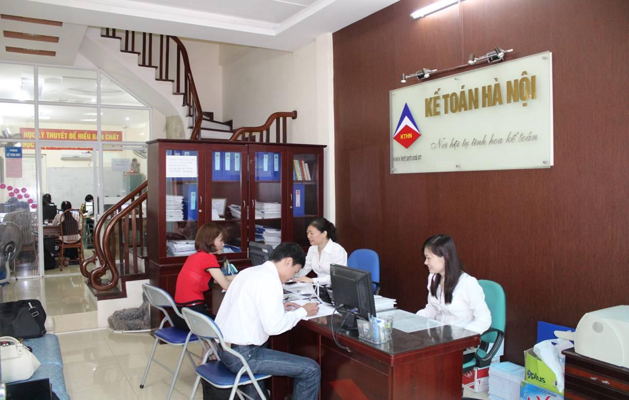 1 Các cơ sở đào tạo kế toán