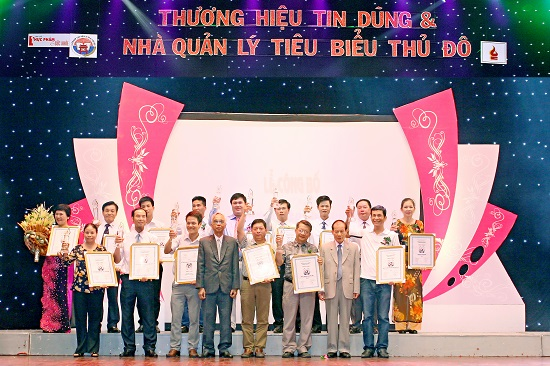 41 Kế toán Hà Nội lọt top 20 thương hiệu tin dùng thủ đô