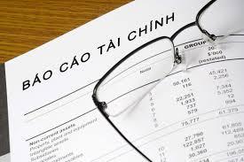 bao cao tai chinh Báo cáo tài chính là gì?