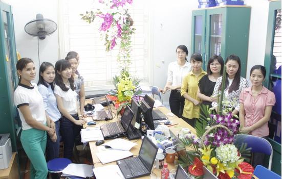 13 Kế toán Hà Nội chào mừng ngày phụ nữ Việt Nam 20 10