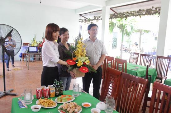 17 Kế toán Hà Nội chào mừng ngày phụ nữ Việt Nam 20 10