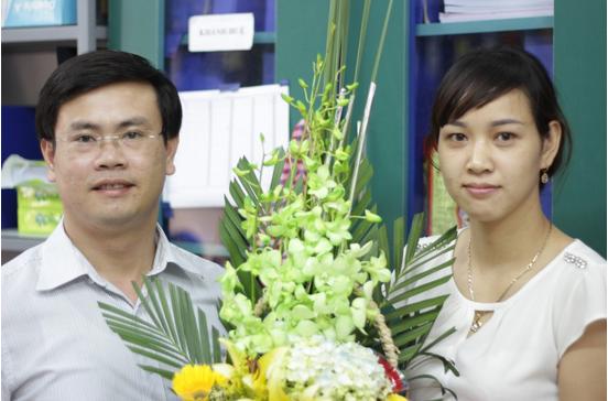 4 Kế toán Hà Nội chào mừng ngày phụ nữ Việt Nam 20 10