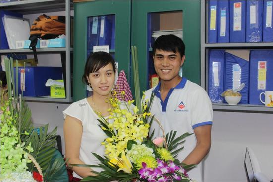 5 Kế toán Hà Nội chào mừng ngày phụ nữ Việt Nam 20 10