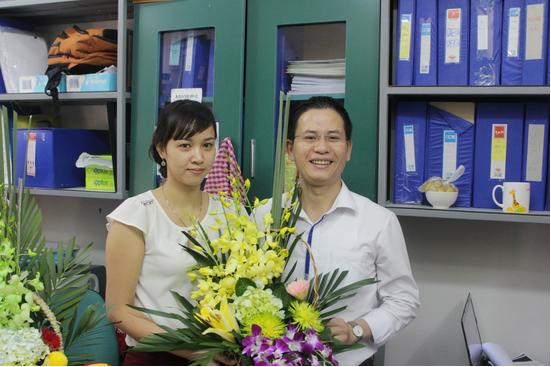 6 Kế toán Hà Nội chào mừng ngày phụ nữ Việt Nam 20 10